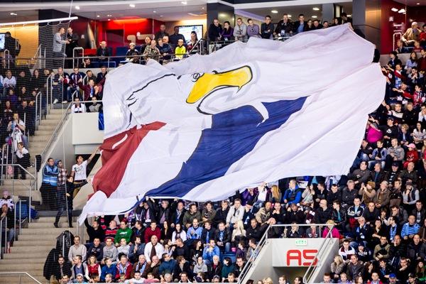 Slovan fans