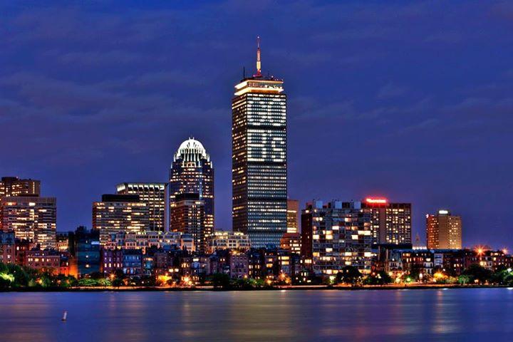 Prudential center Boston
