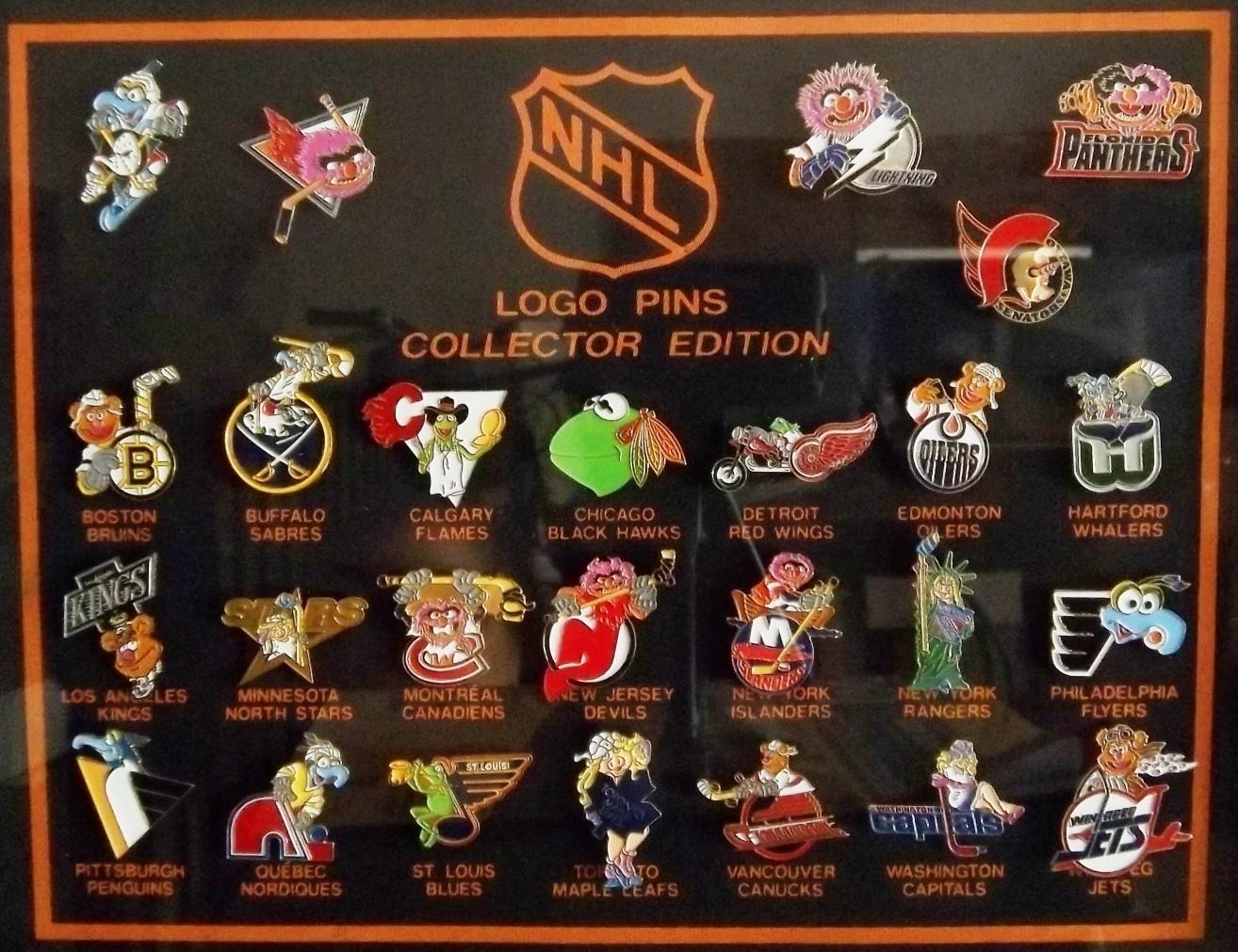muppets NHL
