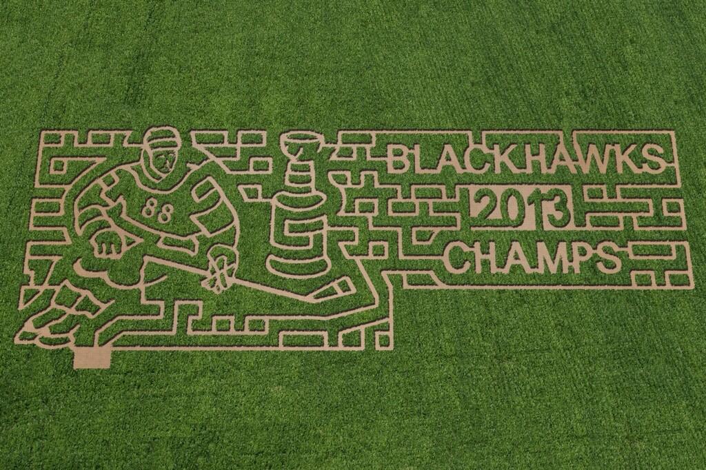 Blackhawks 2013