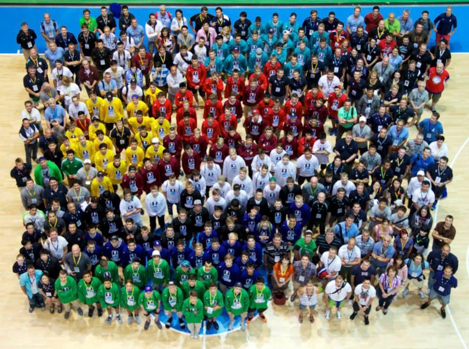 IIHF Camp 2013