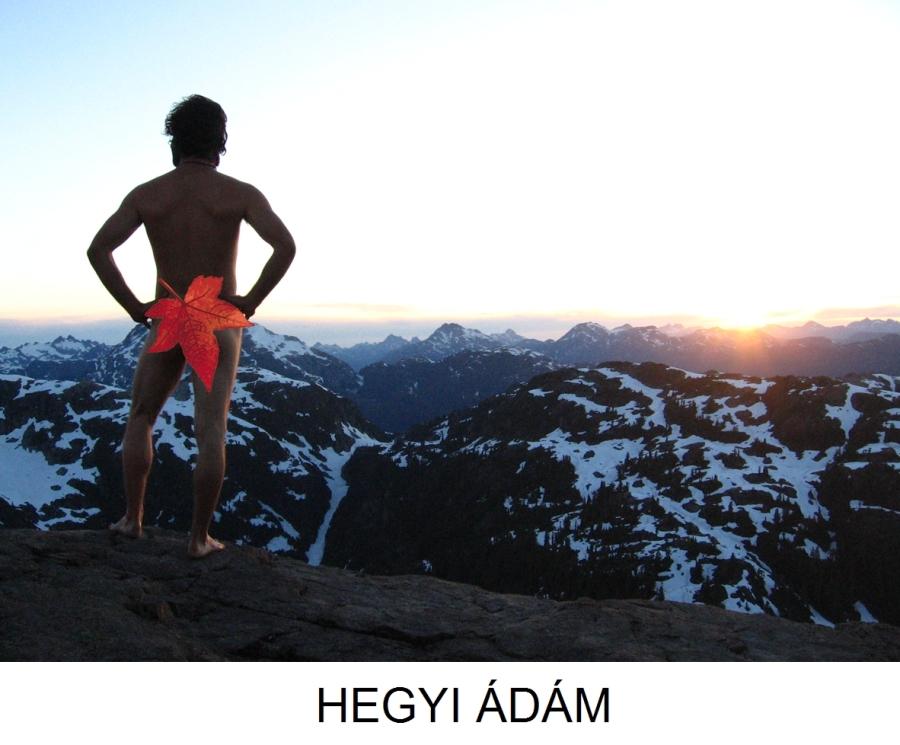 hegyi adam