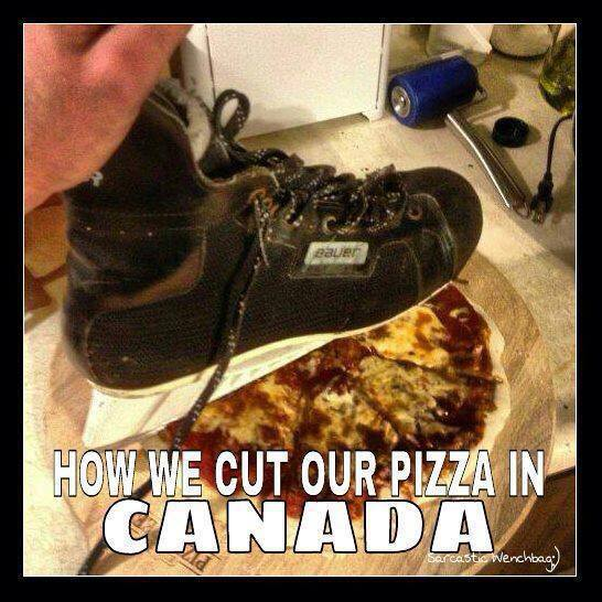 pizza Canada