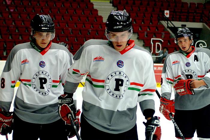 Karlovy Vary, hokej, MHL, HC Energie, Patriot Budapešť