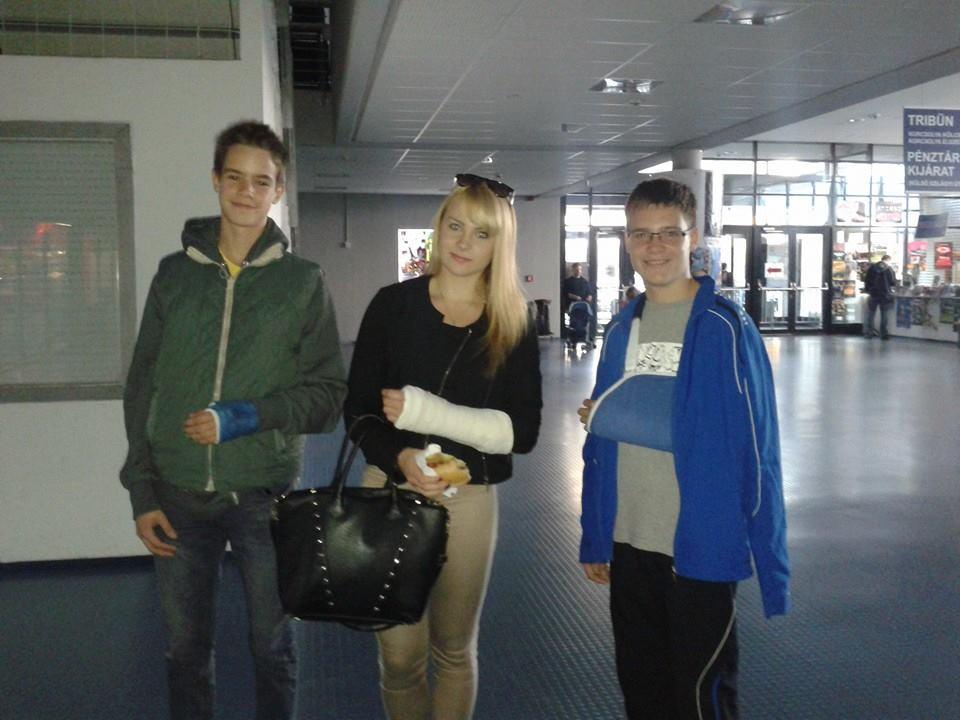 Medgyes Dorottya MAC U16