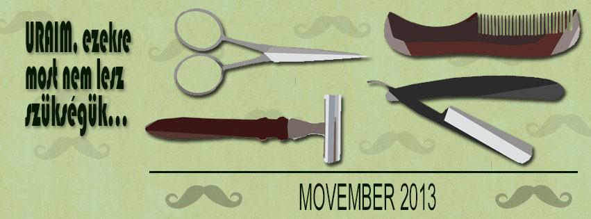 Movember Zalai Titans