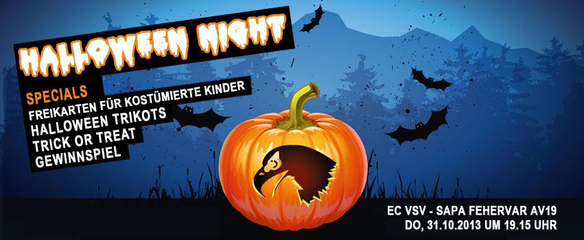 VSV Halloween
