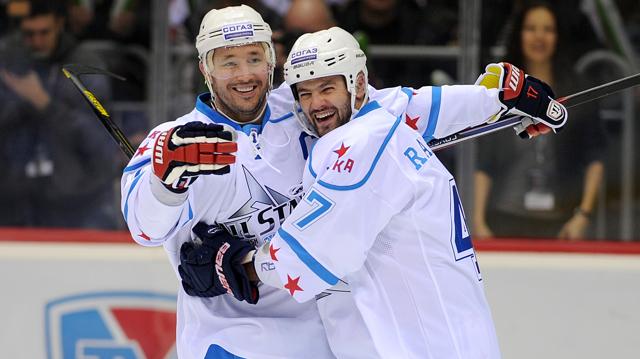 KHL Season 2012/13
