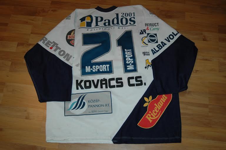 Kovacs Csaba mez 2006_07
