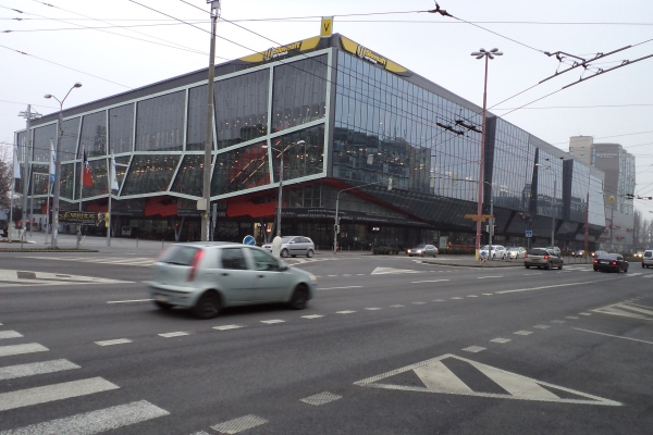 Slovan csarnok