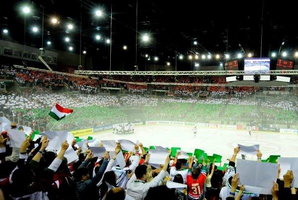 Arena panorama 2011