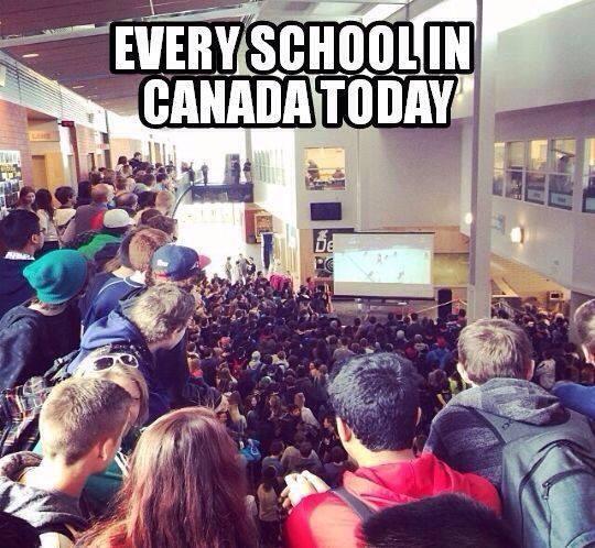 Canada USA school