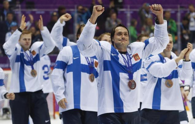 Selanne Sochi 2