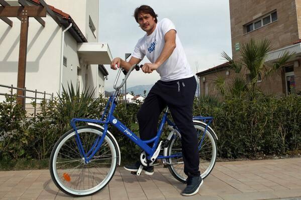 Selanne bike
