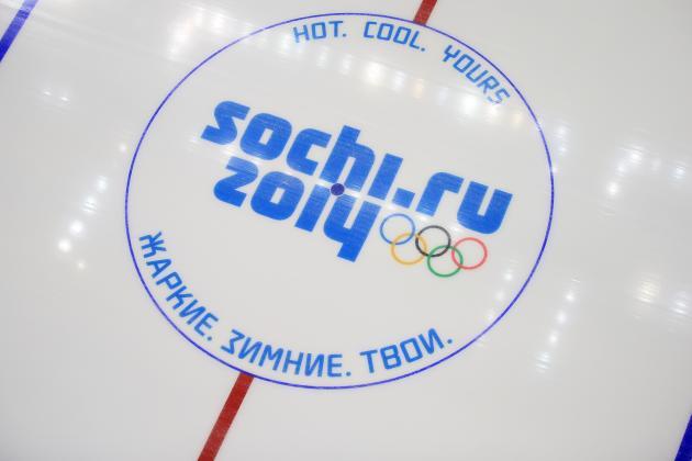 Sochi ice 2014