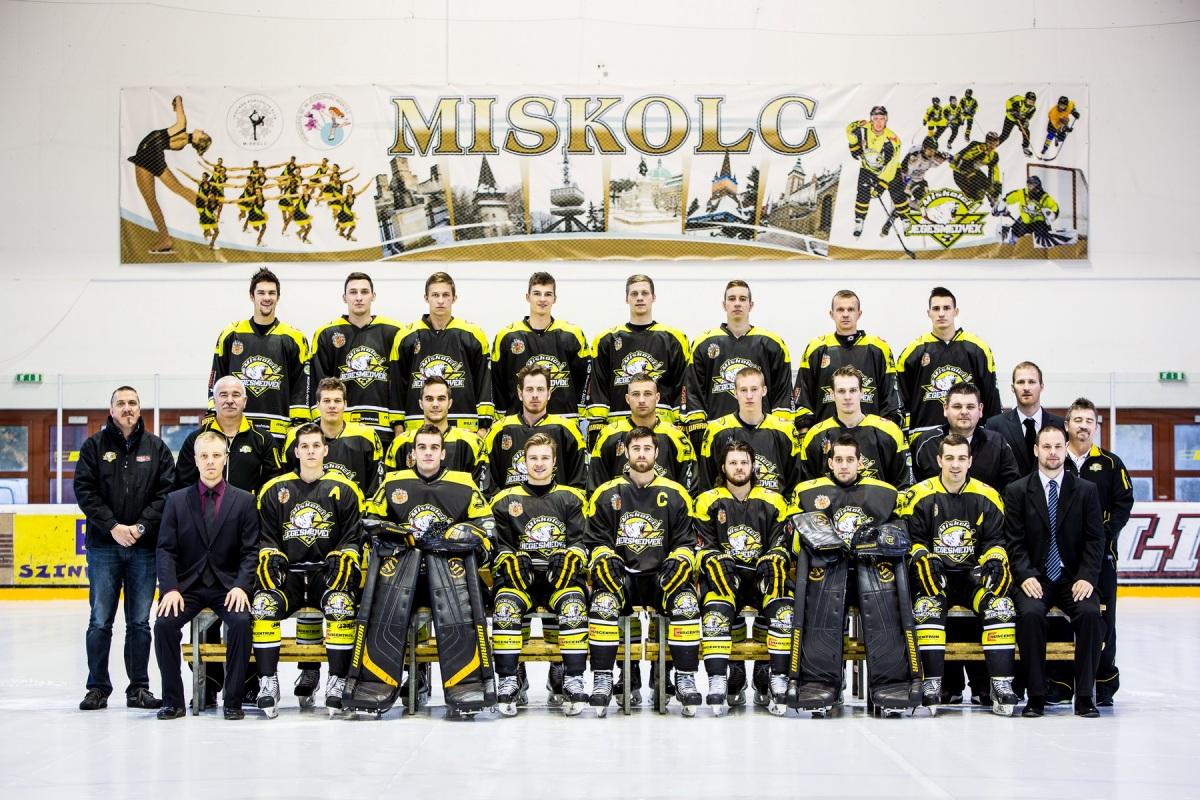 Miskolc csapatkep 2013_14