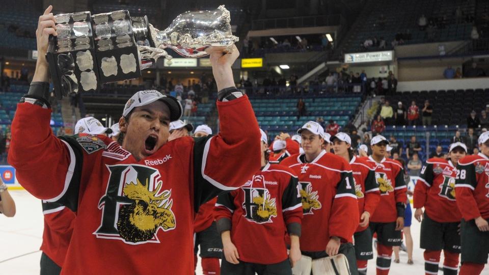 Halifax Memorial Cup 2013