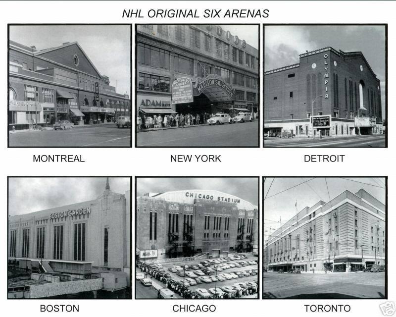 O6 arenas