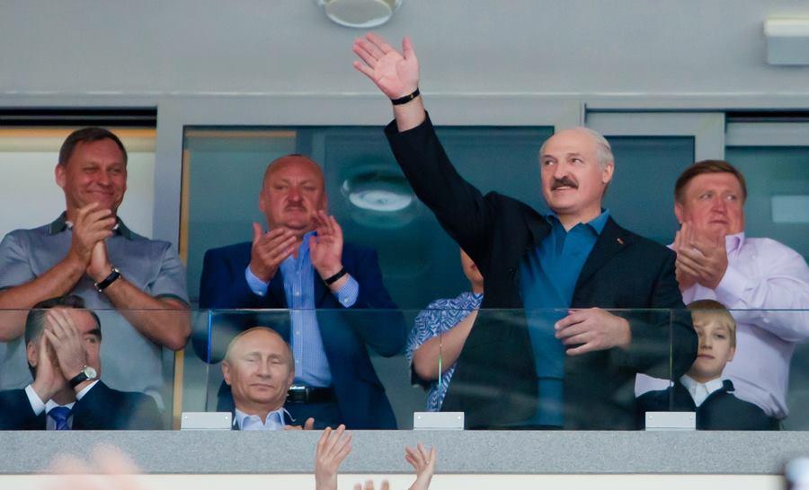 Putyin Lukasenko