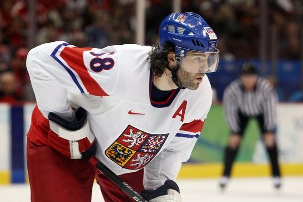 Ice Hockey - Day 10 - Russia v Czech Republic