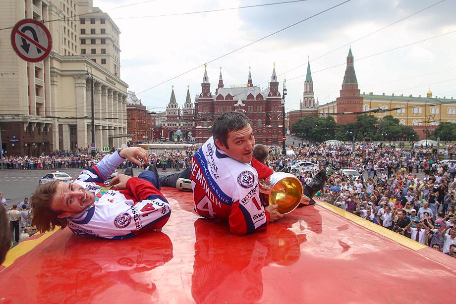 Zubarjev és Ovecskin