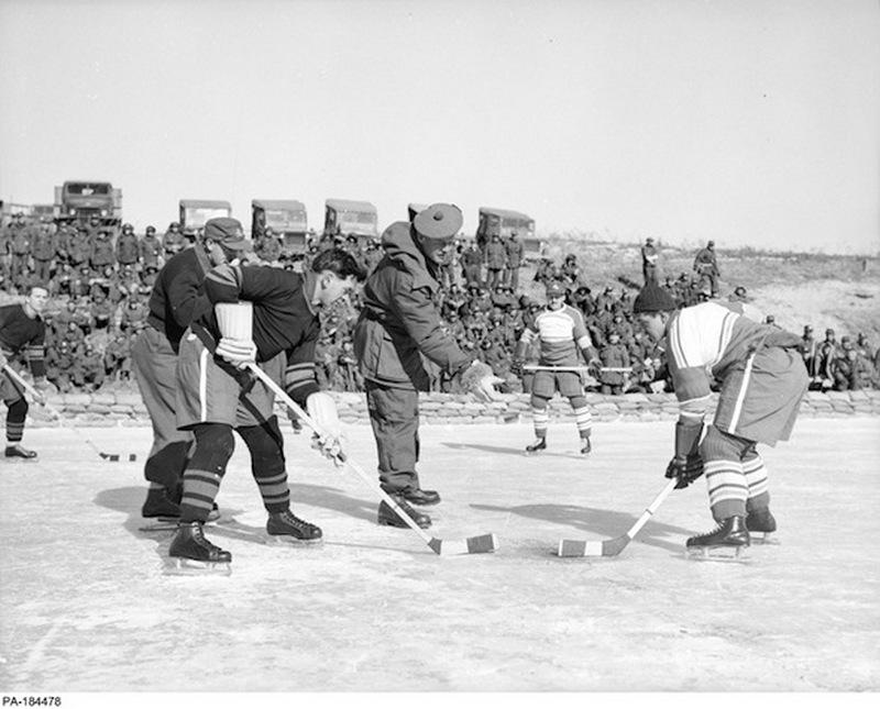 1951_hockeyinkorea
