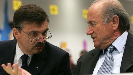 Infront Blatter Fasel