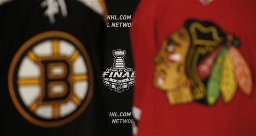 Boston Bruins, Chicago Blackhawks
