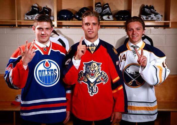 The 2014 #NHLDraft Top 3