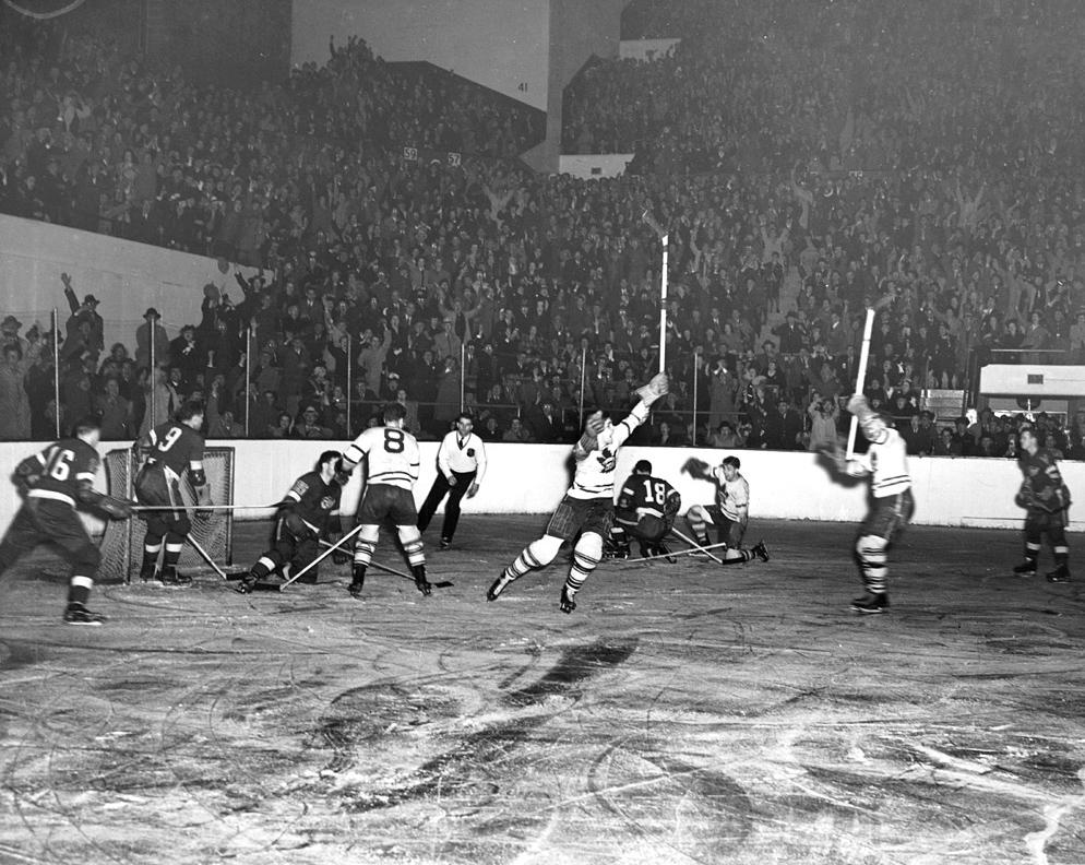 Toronto Detroit 1942