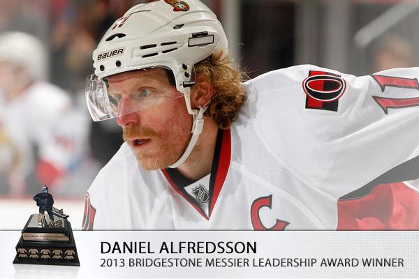 award alfredsson