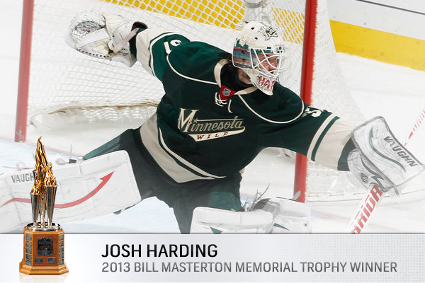 award harding