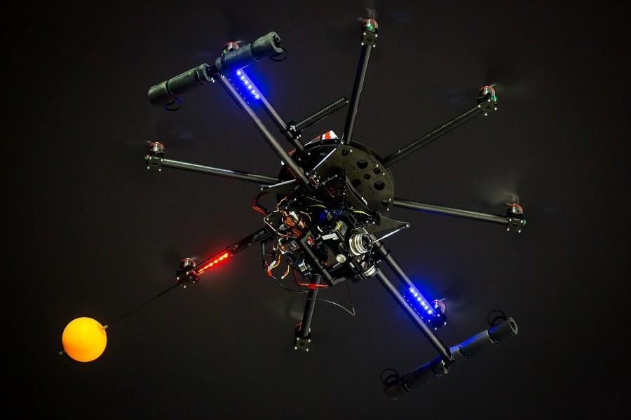 dron WC 31