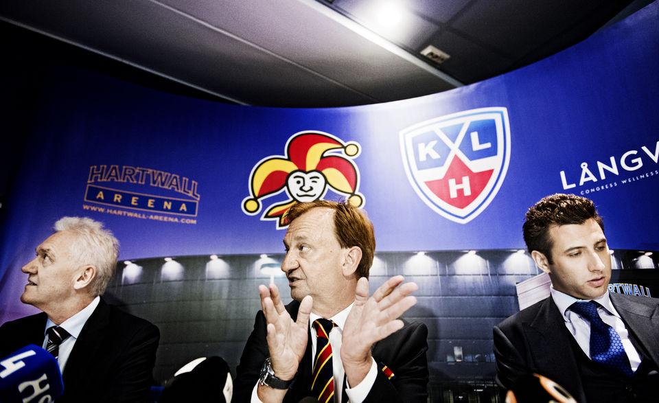 Jokerit KHL