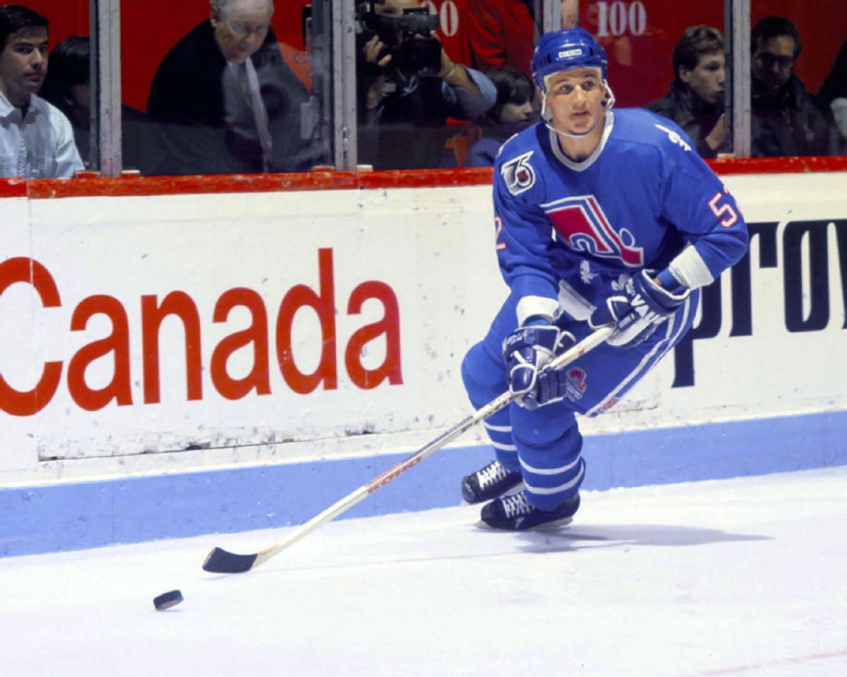 Quebec Nordiques v Montreal Canadiens