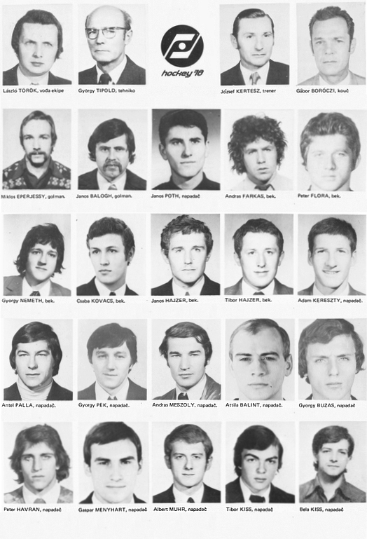1978 valogatott