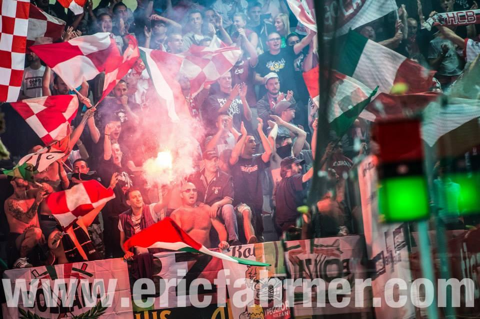 Bolzano fans