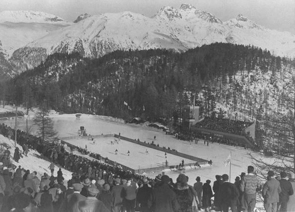St Moritz 1928