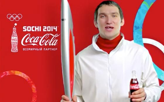 ovechkin torch