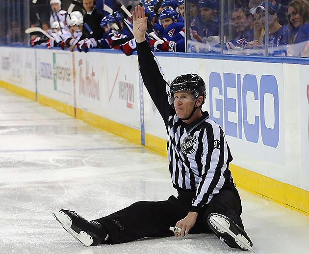 NHL tilos