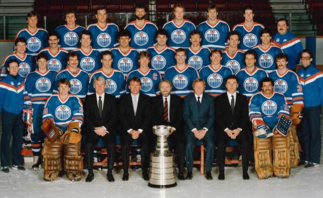 oilers 1984