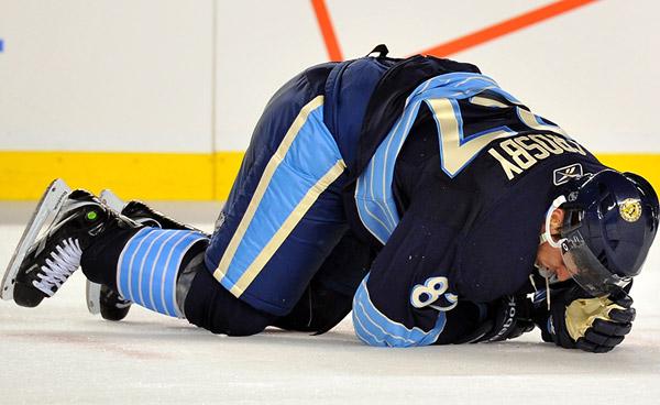 Crosby NHL