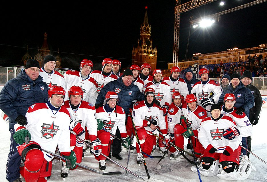 KHL ALL STAR 2009