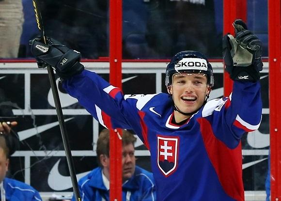 Slovakia v USA - 2013 IIHF Ice Hockey World Championship