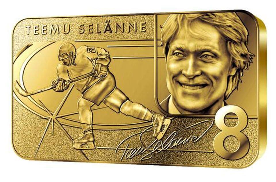 selanne gold