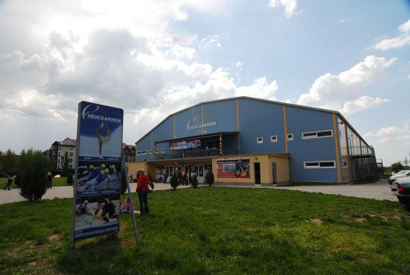 Debrecen jegcsarnok 2
