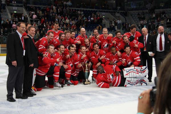 Kanada Deutschland Cup 2008
