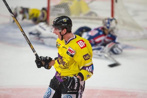 Adler Mannheim  vs. Krefeld Pinguine