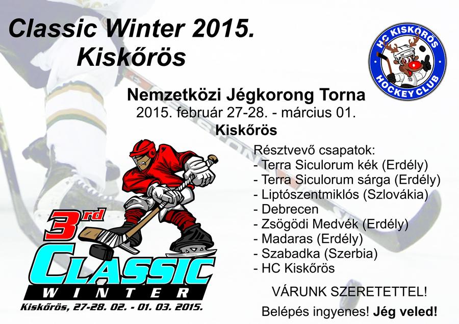 Classic Winter plakát (1)