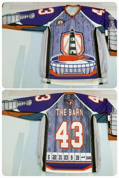 islanders tribute jersey 2